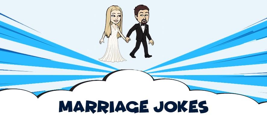Marriage-jokes
