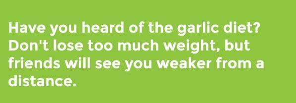 diet jokes lose weight