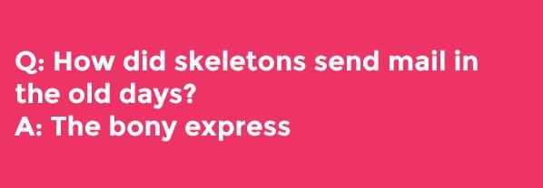 best skeleton jokes