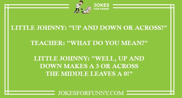 little johnny jokes for kids