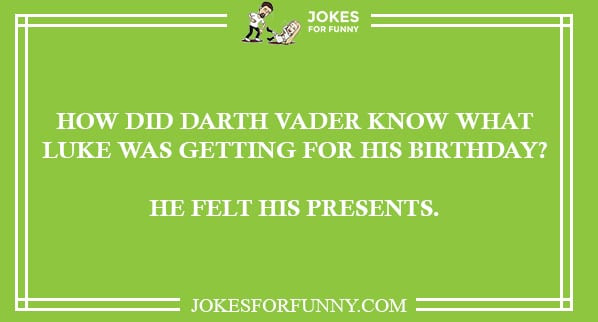 bad star wars jokes