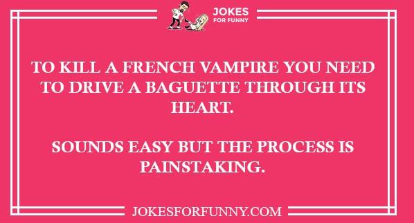 best french jokes