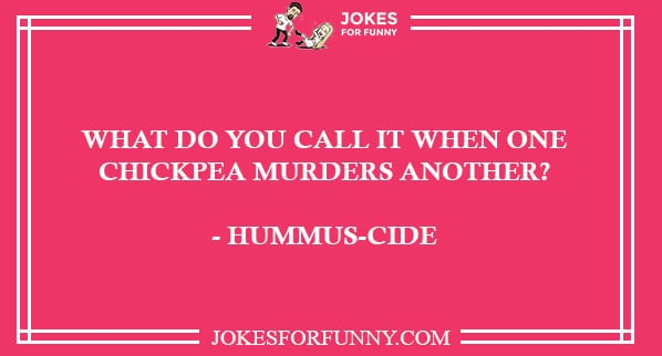 best vegetarian jokes