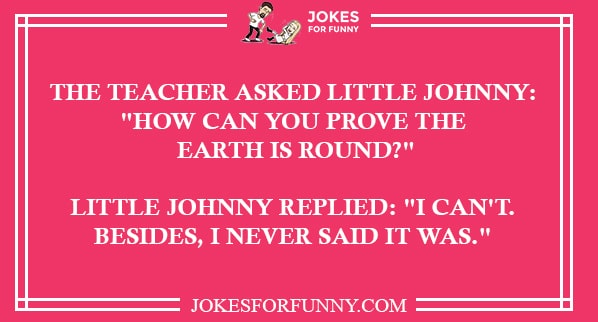 funny little johnny jokes