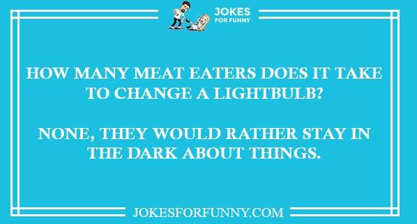 funny vegan jokes