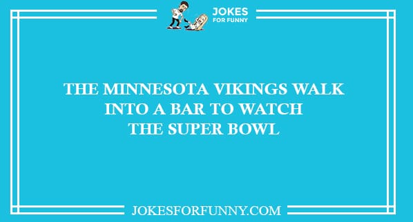funny vikings jokes