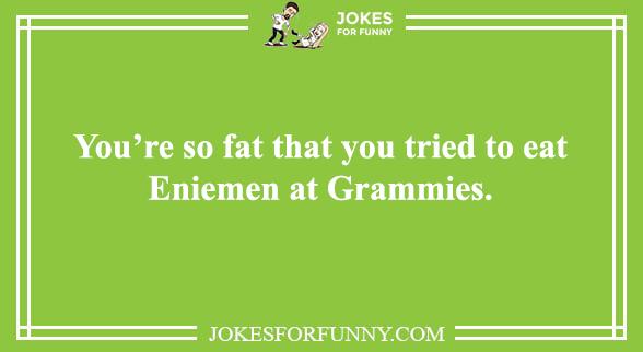 fat women jokes