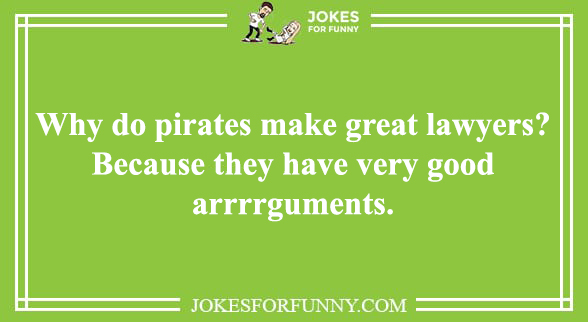 jack the pirate joke