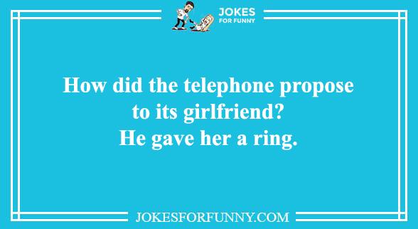 love romantic jokes