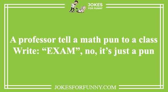 math pun