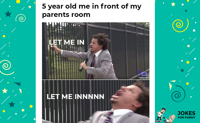 Let Me In Meme Eric Andre - Best Gif Meme Collection