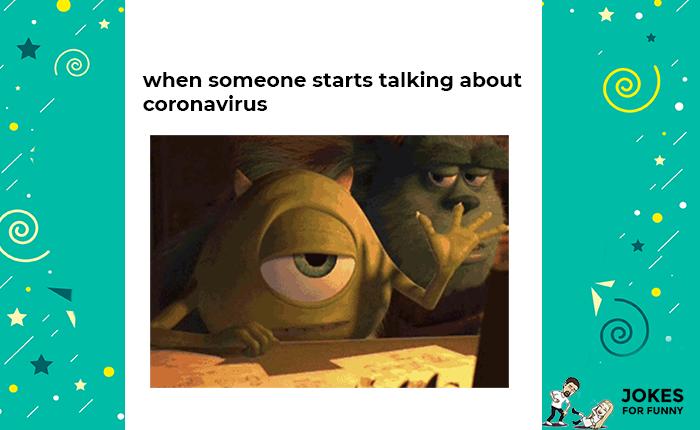 mike wazowski meme face